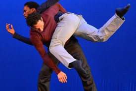 Darrell Grand Moultrie Teams Up with Chamber Dance Project